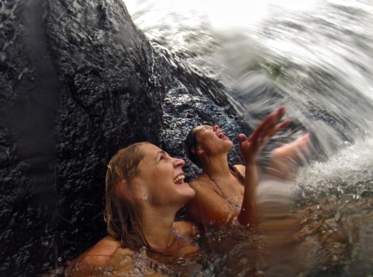 Waisese Waterfall Go Pro